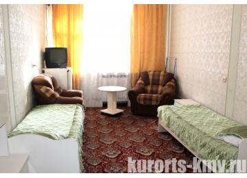 Санаторий «Здоровье» Железноводск  Стандарт 2-местный 1-комнатный 2 категории (корпус 1)
