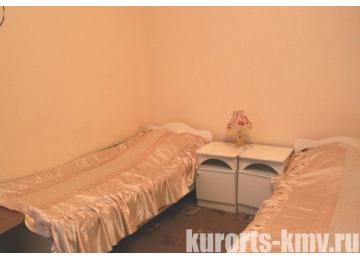Санаторий «Здоровье» Железноводск Стандарт 2-местный 1-комнатный 3 категории (корпус 2)